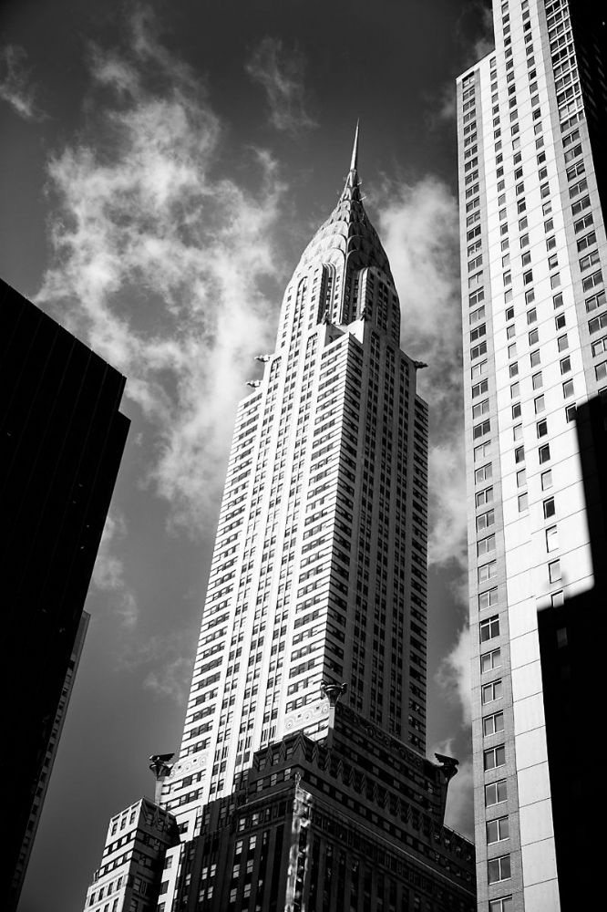 New York City.  The Chrysler Building